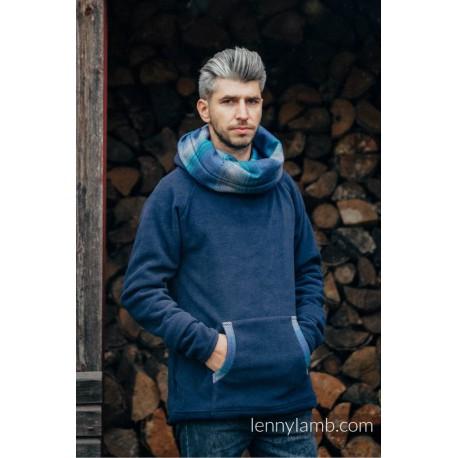 Lennylamb - Sweatshirt polaire - Little Herringbone Illusion