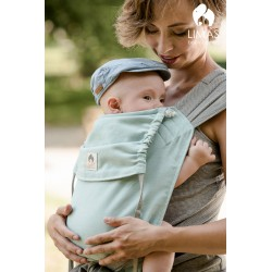 Limas Baby Carrier - Vert-Turquoise/Gris