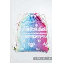 Lennylamb - Sack Pack - Rainbow Lace