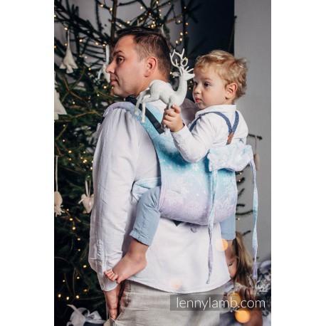 Lennlylamb - Onbu Toddler - Glittering Snow Queen