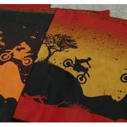 Natibaby -   Motocross Dakar - 100% coton