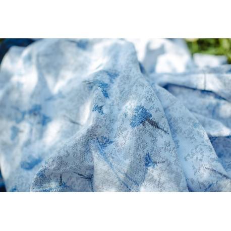 Luluna - Chiron Soft Blue - 100% coton