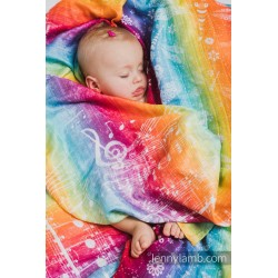 Lennylamb - Couverture - Modèle - Symphony Rainbow Light
