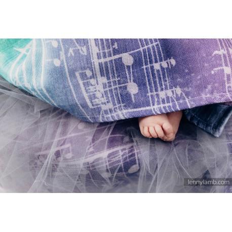 Lennylamb - Gaze pour bébé -Symphony Aurora