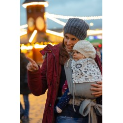 Limas Baby Carrier - Plumes