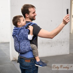 Babymonkey - préformé a clips Preschooler -Affresco