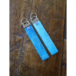 Porte clef originale oscha - Starry Night Ocean