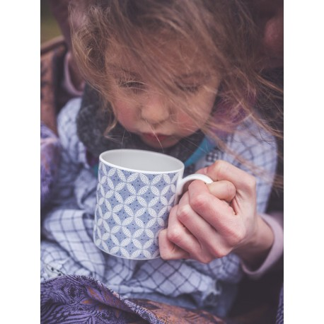 Mug Oscha - Starry Night Indigo