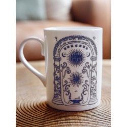 Mug Oscha - Doors of Durin Indigo