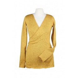 Angel wings - Cardigans-jaune