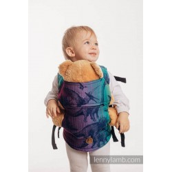 Lennylamb - Porte-poupon -Jurassic ParkDoll Carrier made of woven fabric, 100% cotton - JURASSIC PARK - Era