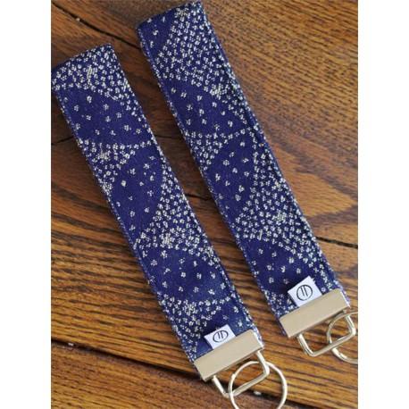 Porte clef originale oscha - Starry Night Nebula