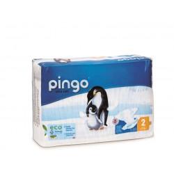 Couches écologiques Pingo - Taille Mini ( 3 - 6 kg)