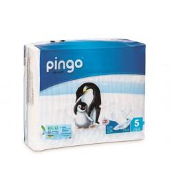 Couches écologiques Pingo - Taille Junior ( 12 - 25 kg)