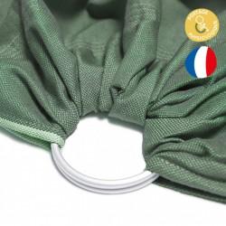 Sling  Vert Menthe coton bio