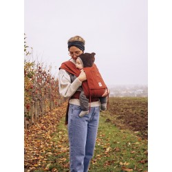Limas Baby Carrier - Rouille