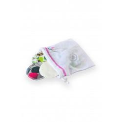 10 x Lingette demaquillante ronde - petit Lulu
