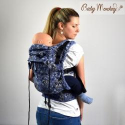 Babymonkey - préformé a clips- Calavera Adda