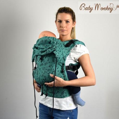 Babymonkey - préformé a clips- Symphony Smeraldo
