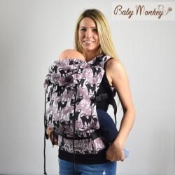 Babymonkey - préformé a clips- Catlyke Himalaya