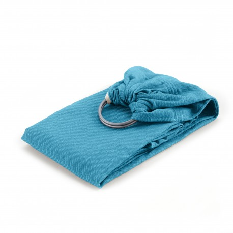 Sling bleu denim coton bio