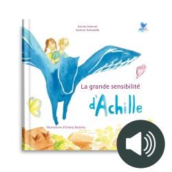 La grande sensibilité d'Achille » - Saverio Tomasella - Karine Hyenne - Ondrej Bederka × 2