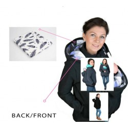 Fun2BEmum - Sweatshirt de portage