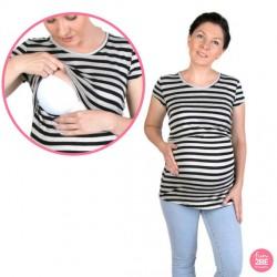 Fun2BEmum - Tee Shirt d'aillaitement/grossesse
