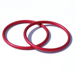 Anneaux de portage - rouge