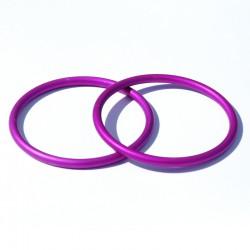 Anneaux de portage - violet
