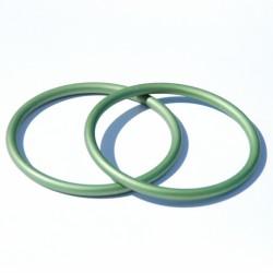 Anneaux de portage - vert